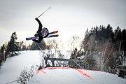 Winter show ve skiareálu Benecko.