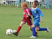Fotbalový mistrovský turnaj mladších přípravek v Malíně: TJ Sokol Malín - FK Čáslav C 11:6.