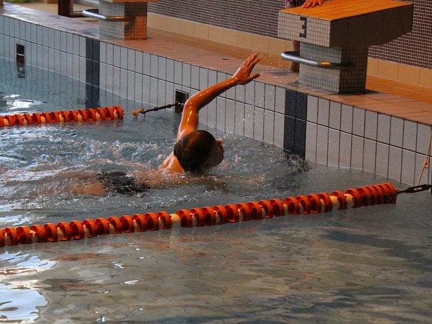 Plavecko-běžecký pohár v Kutné Hoře