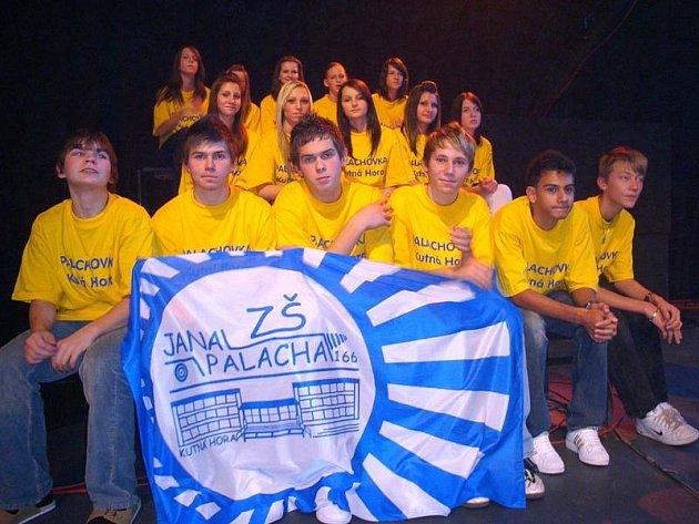 Účast kutnohorského družstva v Bludišti