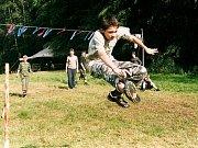 Skauti v Kutné Hoře - 5. dívčí oddíl.