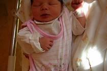 Nela Růžičková přišla na svět 18. dubna 2018 v 7.08 hodin v Čáslavi. Vážila 3200 gramů a měřila 48 centimetrů. Domů do Kutné Hory si ji odveze maminka Markéta a tatínek Luboš.