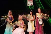 Finálový večer Miss Kutnohorska a středních Čech 2009.