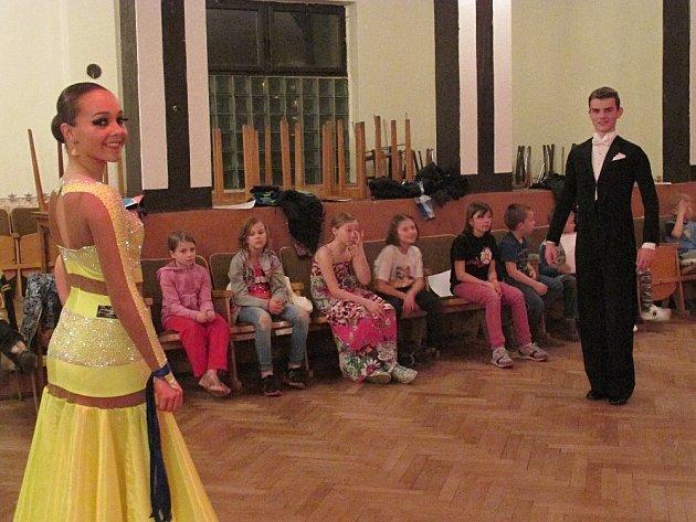 Noc s Andersenem 2016 v Bohdanči