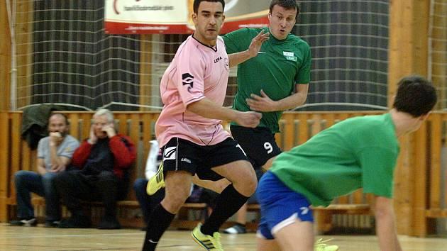 2. zápasy čtvrtfinále Rebel play off Club Deportivo futsalové ligy, 8. března 2012.