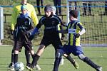 Česká fotbalová liga mladších žáků U13, TJ Svitavy - FK Čáslav 1:9.
