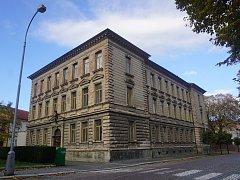 Školní budova Na Náměti v Kutné Hoře
