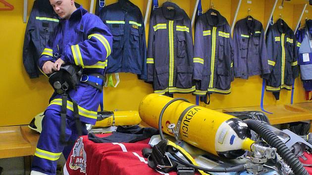 Den otevřených dveří červenojanovických dobrovolných hasičů
