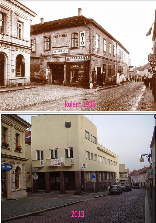 Kutná Hora - Tylova ulice