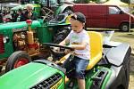 Pradědečkův traktor 2018