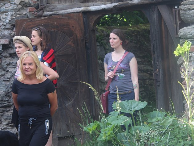 Zvony znovu zvoní na hradu Pirkštejn