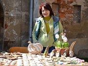 Jarní řemeslný trh v Ratajích nad Sázavou