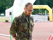 Krajské kolo Sazka olympijského víceboje v Čáslavi - Odznak všestrannosti.