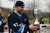 Nejlepším hráčem Šíša Cupu byl zvolen Pavel Hulman