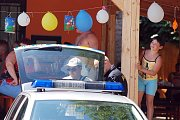 Dětský den ve Zbýšově. 3.7.2010