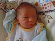 Alex (matka si nepřála sdělit příjmení) se narodil 20. dubna v Čáslavi. Vážil 3320 gramů a měřil 53 centimetrů. Doma v Kutné Hoře ho přivítali maminka a tatínek.