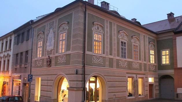 Dačického dům v Kutné Hoře.