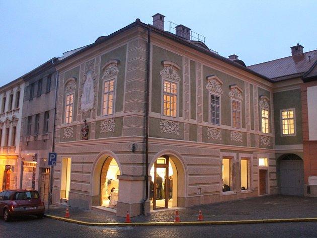 Dačického dům byl k nahlédnutí na 20. výročí vstupu Kutné Hory do UNESCO. Zatím bez zařízení