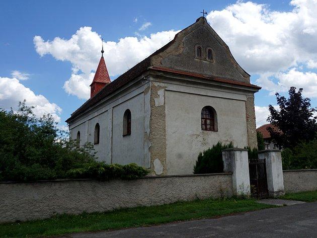 Kostel svaté Máří Magdalény, Rohozec