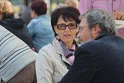 Vinobraní na Kačině přilákalo i letos davy návštěvníků
