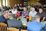 Ze setkání starostů ve Zbraslavicích na Kutnohorsku.