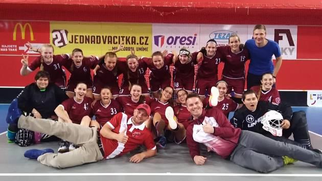 Florbalistky FBC Kutná Hora vyhrály na Spartě.