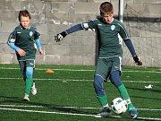 Fotbalový okresní přebor mladších žáků: FK Čáslav D - FK Kovofiniš Ledeč nad Sázavou 5:0 (2:0).
