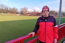 Fotbalový veterán, trenér kutnohorských fotbalistek a pomocný správce hřiště v Lorci Alexander Nagy oslaví posledního ledna 72. narozeniny.