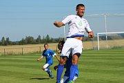 Hlízov v prvním přípravném utkání porazil fotbalisty Kácova 3:1