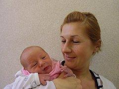 Agáta Lebedová se narodila 18. srpna v Čáslavi. Vážila 2900 gramů a měřila 49 centimetrů. Doma v Čáslavi ji přivítali maminka Renáta, tatínek Martin a sestra Magdaléna.
