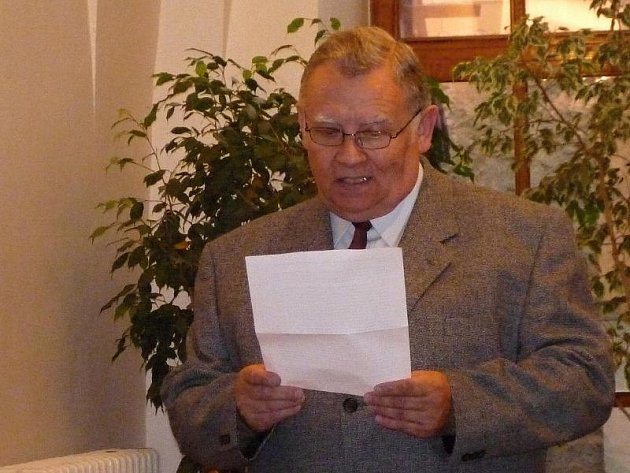 Předseda festivalového výboru Jiří Plaček zahájil Ortenovu Kutnou Horu.