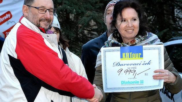 TOI TOI Cup v Čáslavi podpořil místní pobočku Diakonie