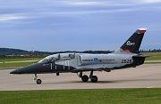 V rámci dvoudenního setkání byl představen také letoun nové generace L-39NG.