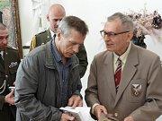 Vladimír Hučín (vlevo) a Jaroslav Skopal.