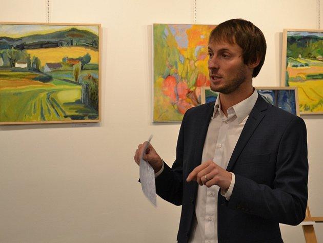 Přednáška Viktora Pohanky v Čáslavi