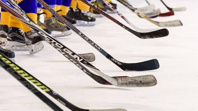 Na Týdnu hokeje mohou děti vyzkoušet, jaké to je být hokejistou