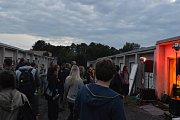 Mezi garážema, festival plný hudby, se konal prví zářijovou sobotu.