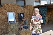 Na farmě Bláto se lidé ponořili do atmosféry Nového Zélandu.