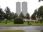 Zařízení příbuzného typu jako chtěla soukromá firma stavět v Bratčicích, vyrostlo už na jiném místě regionu - v Uhlířských Janovicích (na snímku).