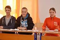 Na středních školách v Kutné Hoře a Čáslavi proběhly 2. a 3. října studentské volby nanečisto.
