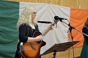 Akci doprovázely tradiční irské melodie.
