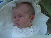 Rozálie Hatáková se narodila 26. března v Čáslavi. Vážila 3250 gramů a měřila 48 centimetrů. Doma v Křeseticích ji přivítali maminka Petra a tatínek Michal.