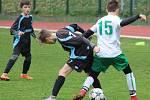 Česká fotbalová liga mladších žáků U13, FK Čáslav - FC Hlinsko 2:4.