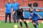 Česká fotbalová liga mladších žáků U12: FK Čáslav - SK Vysoké Mýto 2:9.