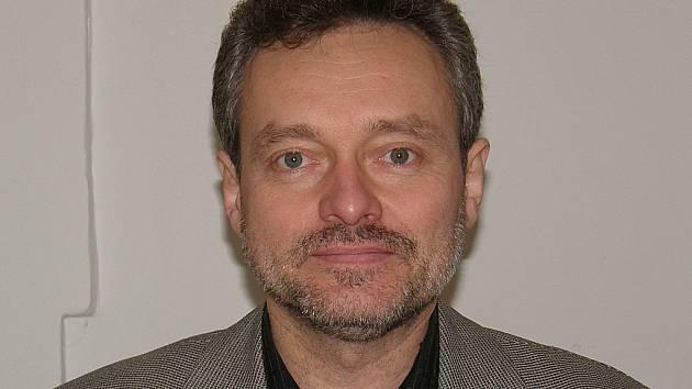 Předseda kutnohorské ODS Vladimír Košárek.
