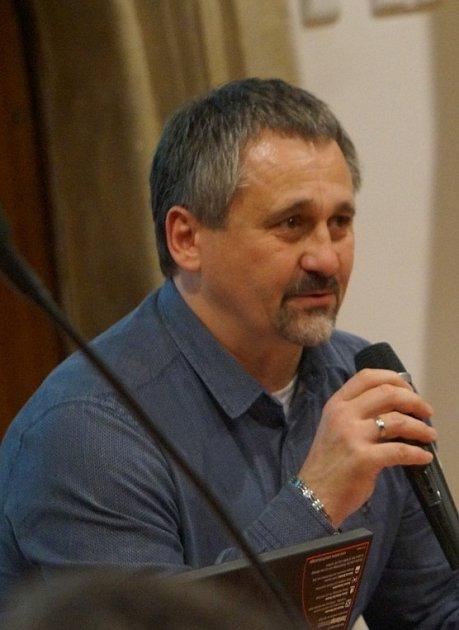 Václav Mareček, ředitel Městské policie Kutná Hora