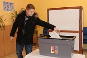 Prezidentské volby 2018 v Chotusicích v sobotu 13. ledna.