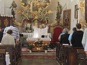 Svatoanenská pouť v Sudějově se slaví tradičně první víkend po svátku sv. Anny.