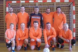 Futsalový turnaj v Čáslavi ovládli hráči Havlíčkova Brodu.