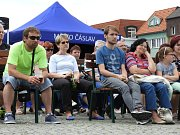 Tématem Čáslavských slavností bylo letos dobré jídlo.